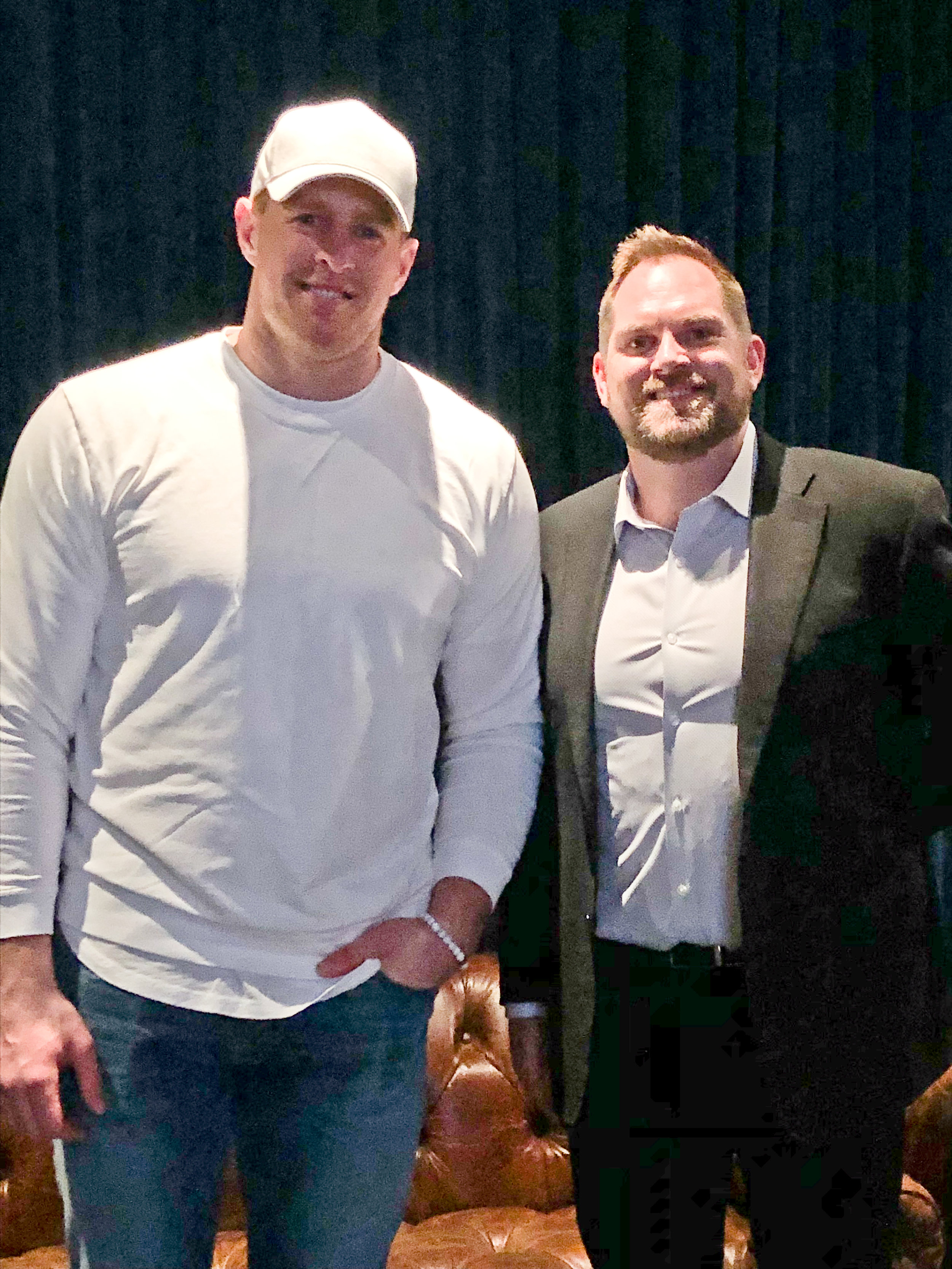 Proud to partner with JJ Watt and GAF