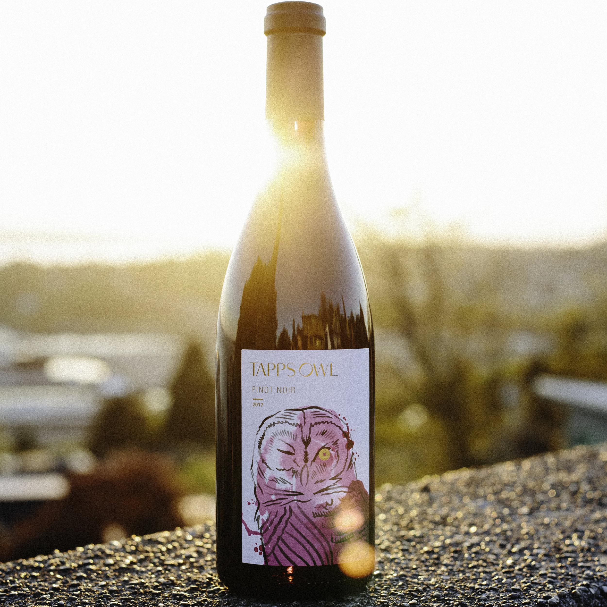 Tapps Owl Wines Lake Tapps Washington Wine