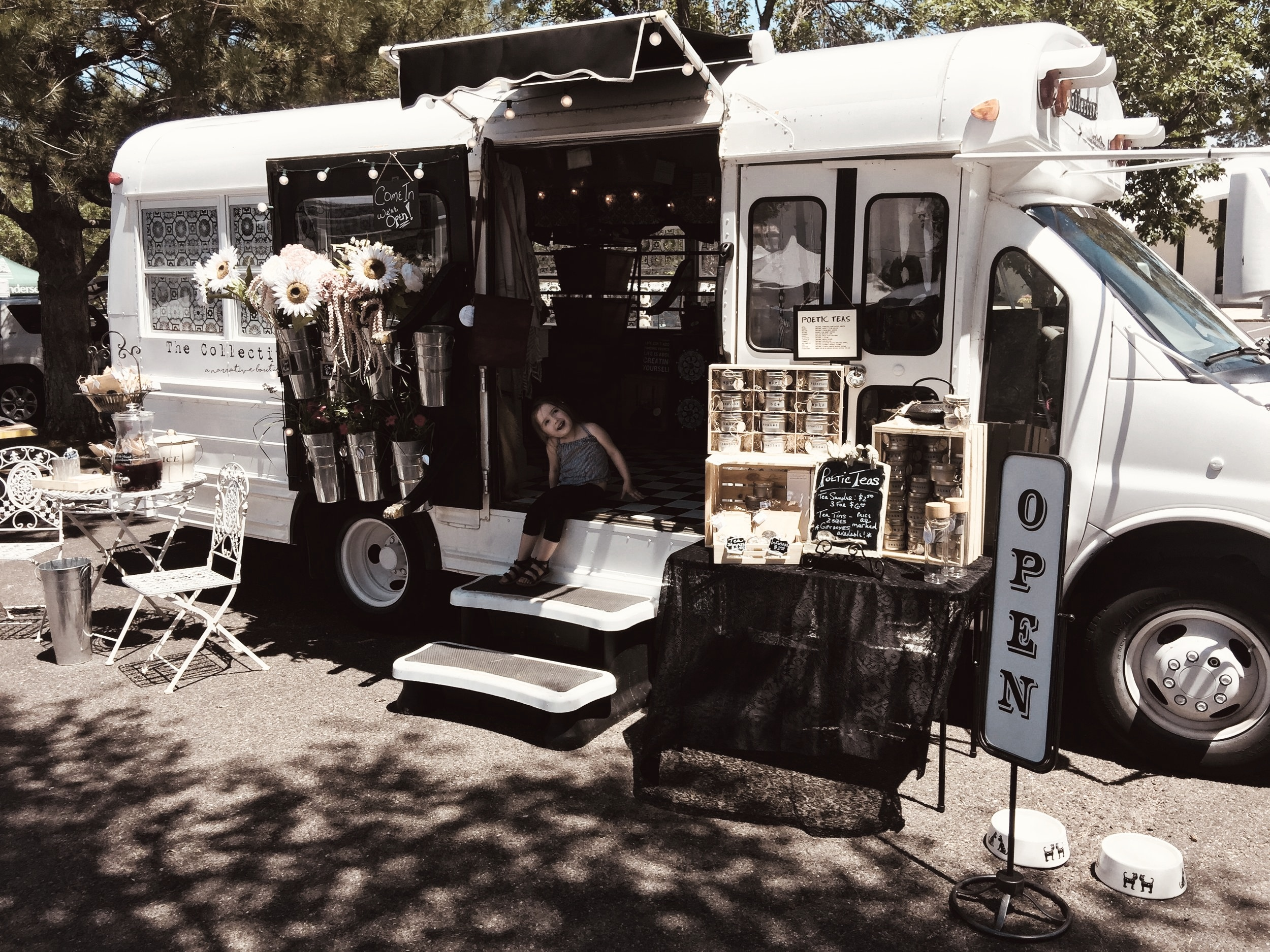 Mobile Boutique Open - Most Saturdays in Lakewood