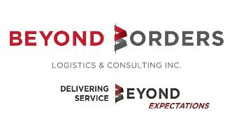 Beyond Borders Shipping Service Logo - Vape North America Expo 2019