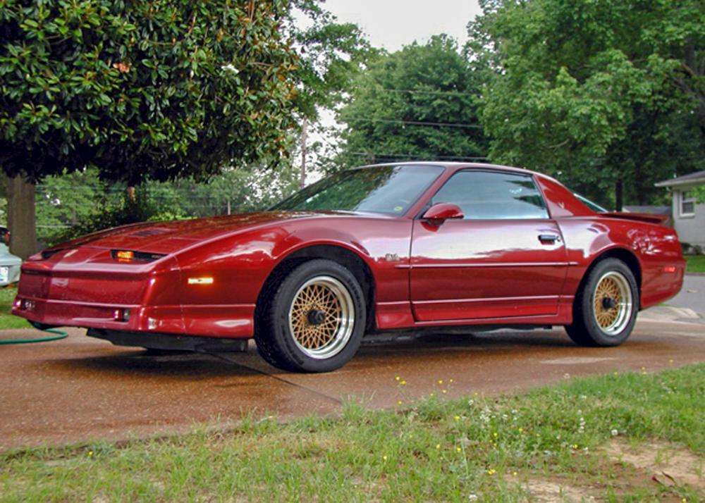 Mo A's '89 GTA