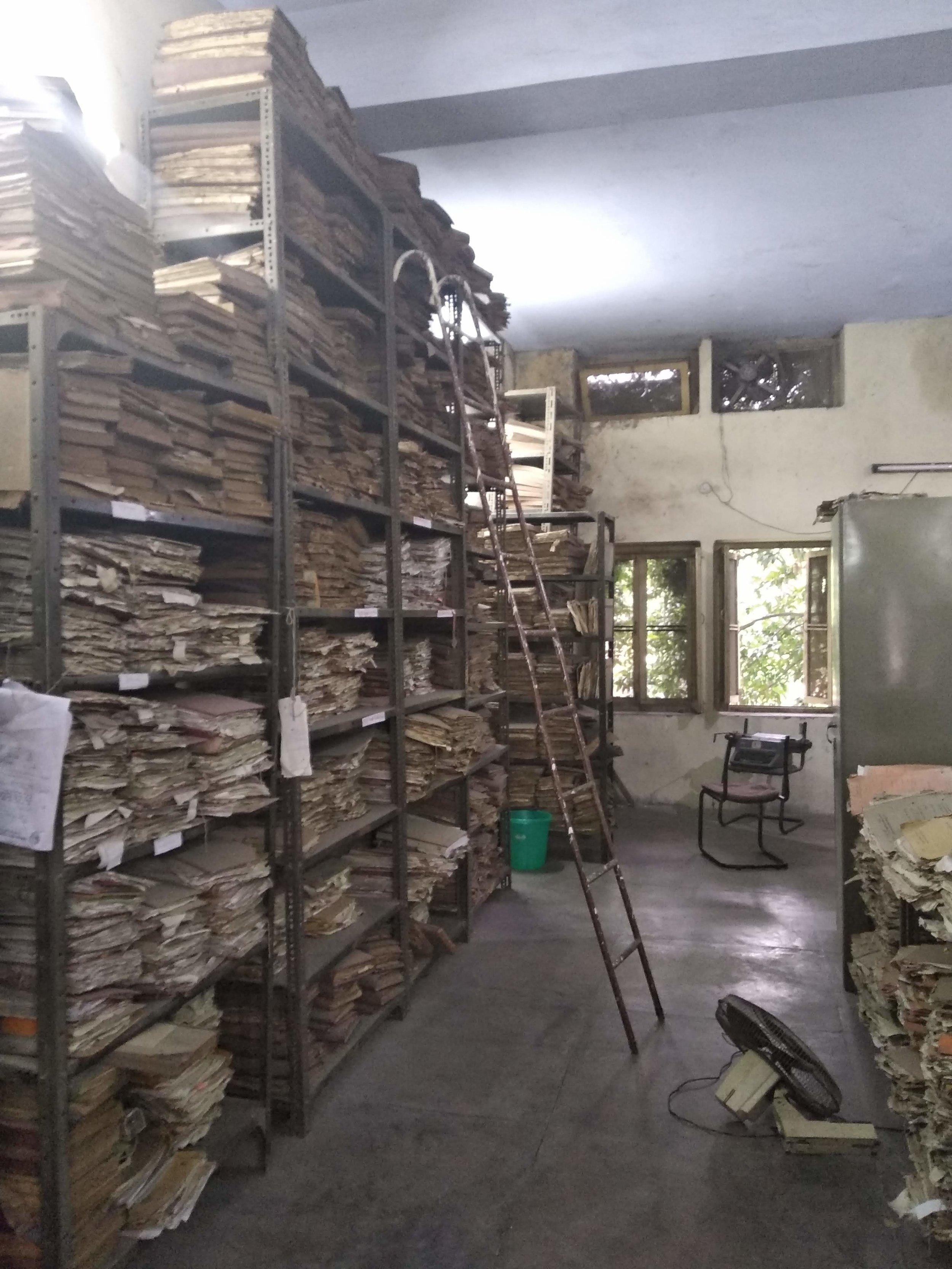 Jalandhar archives. Photo: Srilata Sircar