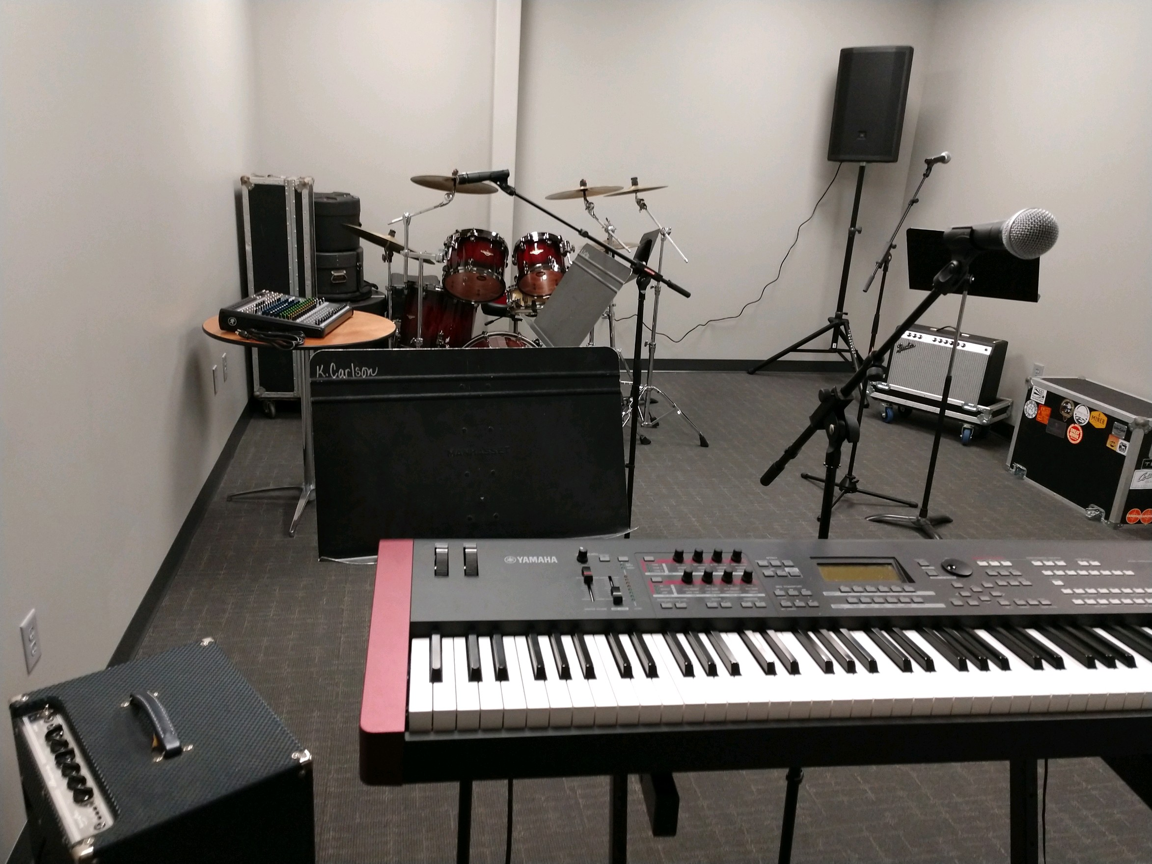 Rehearsal / Recording Rental Room