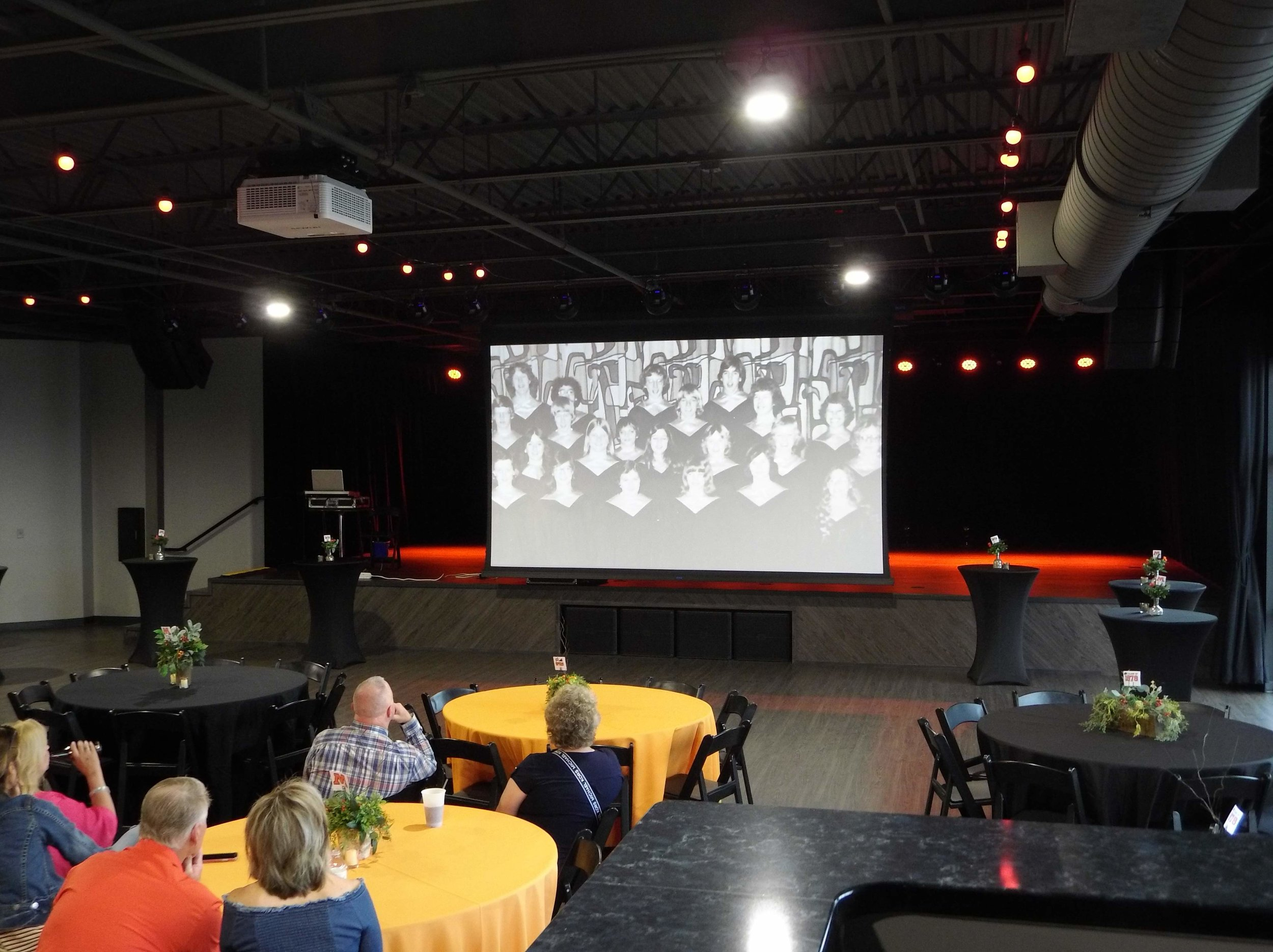 The Big Screen for your Private Event!