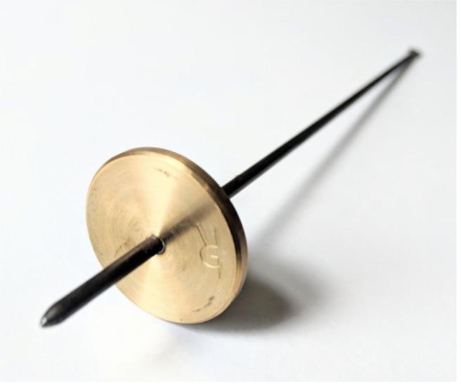 Personal Modern tahkli spindle