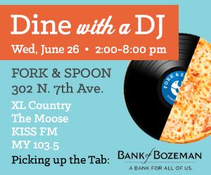 Dine with a DJ