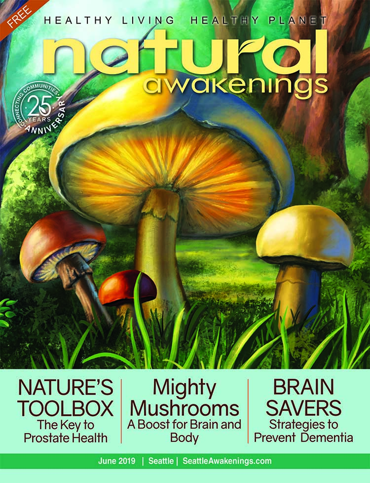 June ISSUE - Healthy Living • Healthy Planet