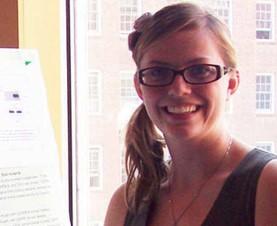 Anna Hatch                  Undergraduate Student