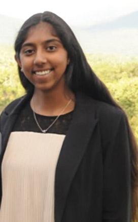 Meghana Tadepalli            Summer Student