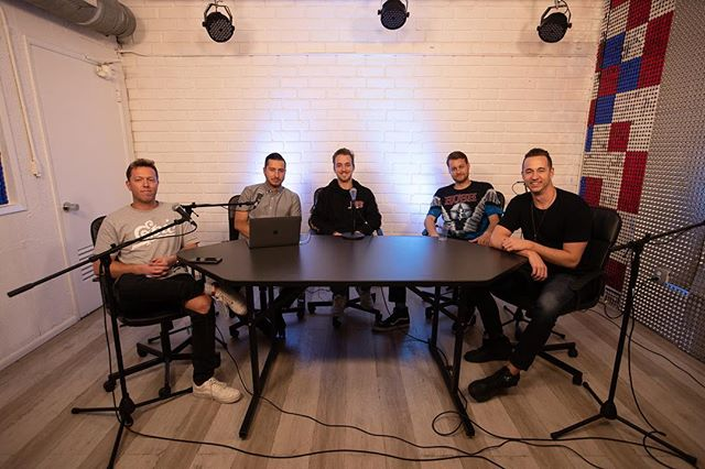 New episode of @hollywood_2.0_podcast !  THE MUSIC VIDEO PANEL