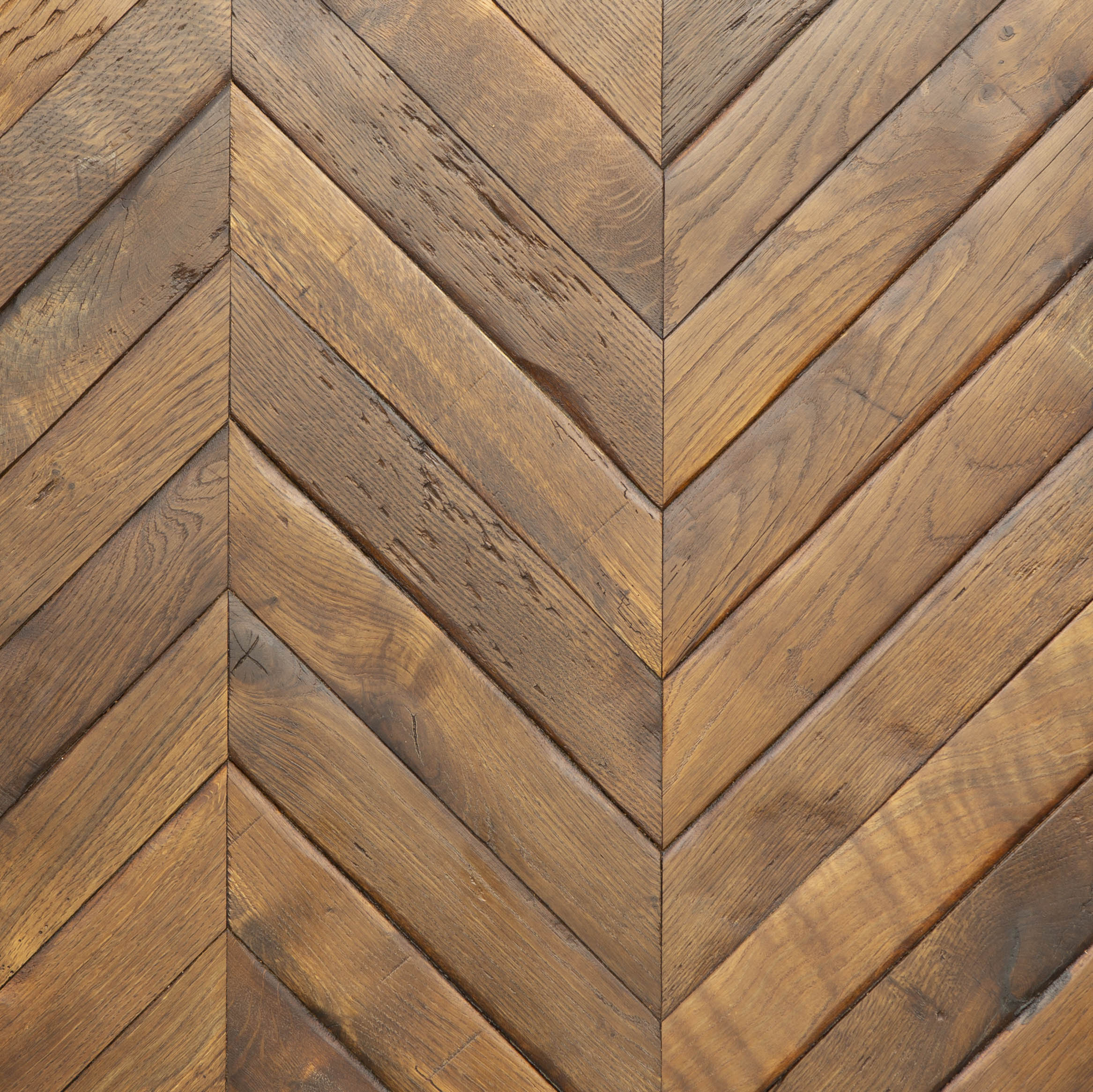 Reclaimed Antique Chevron