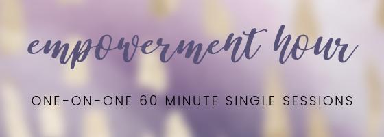 empowerment hour jess wagner coaching