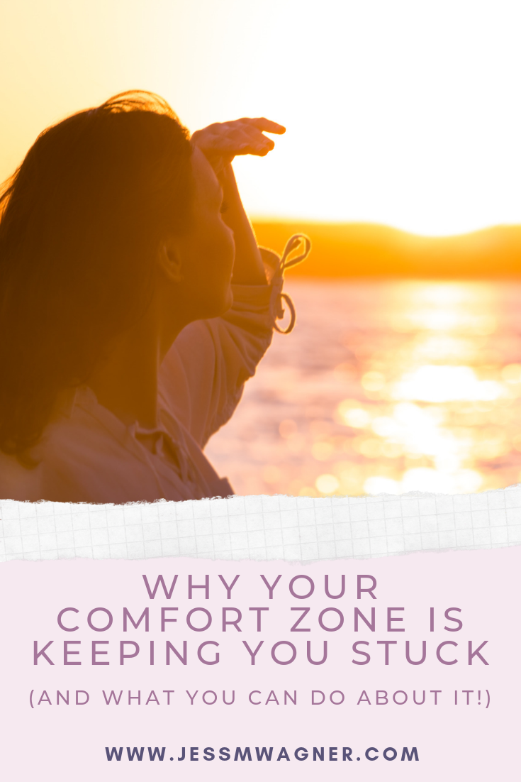 get out of my comfort zone