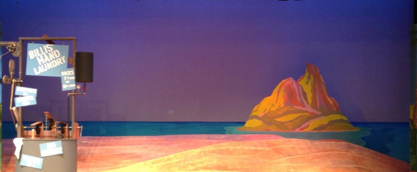 Scenic Art -