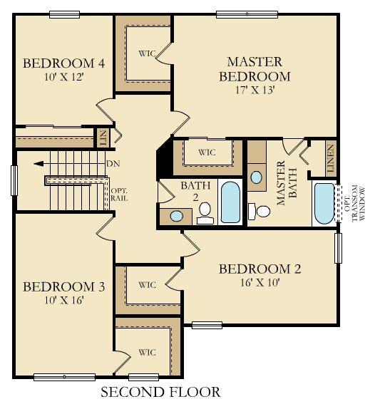 Tahoe Second Floor - Floor Plan.jpg