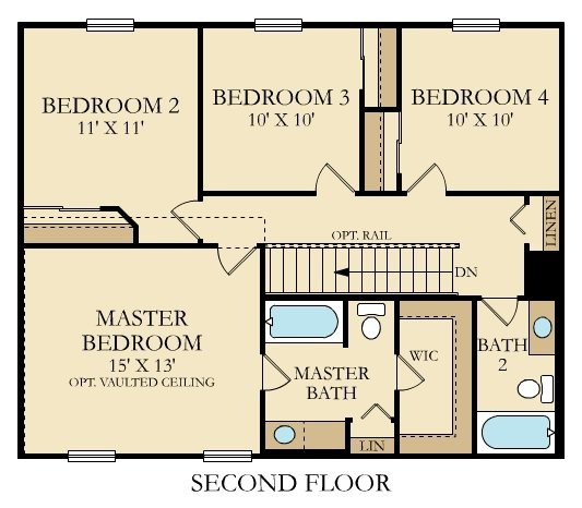Bristoe Second Floor Plan - Floor Plan.jpg