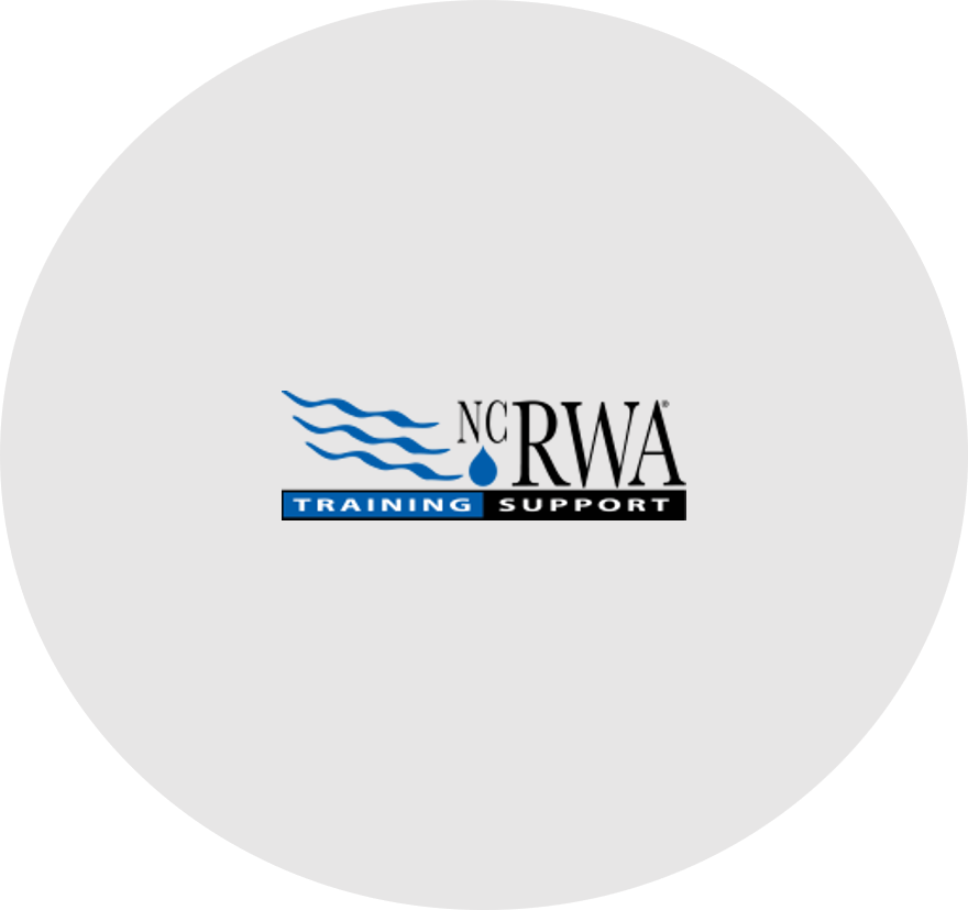NC Rural Water Association (NCRWA) is a non-profit organization dedicated to helping our members attain the highest standard in drinking water and wastewater service.