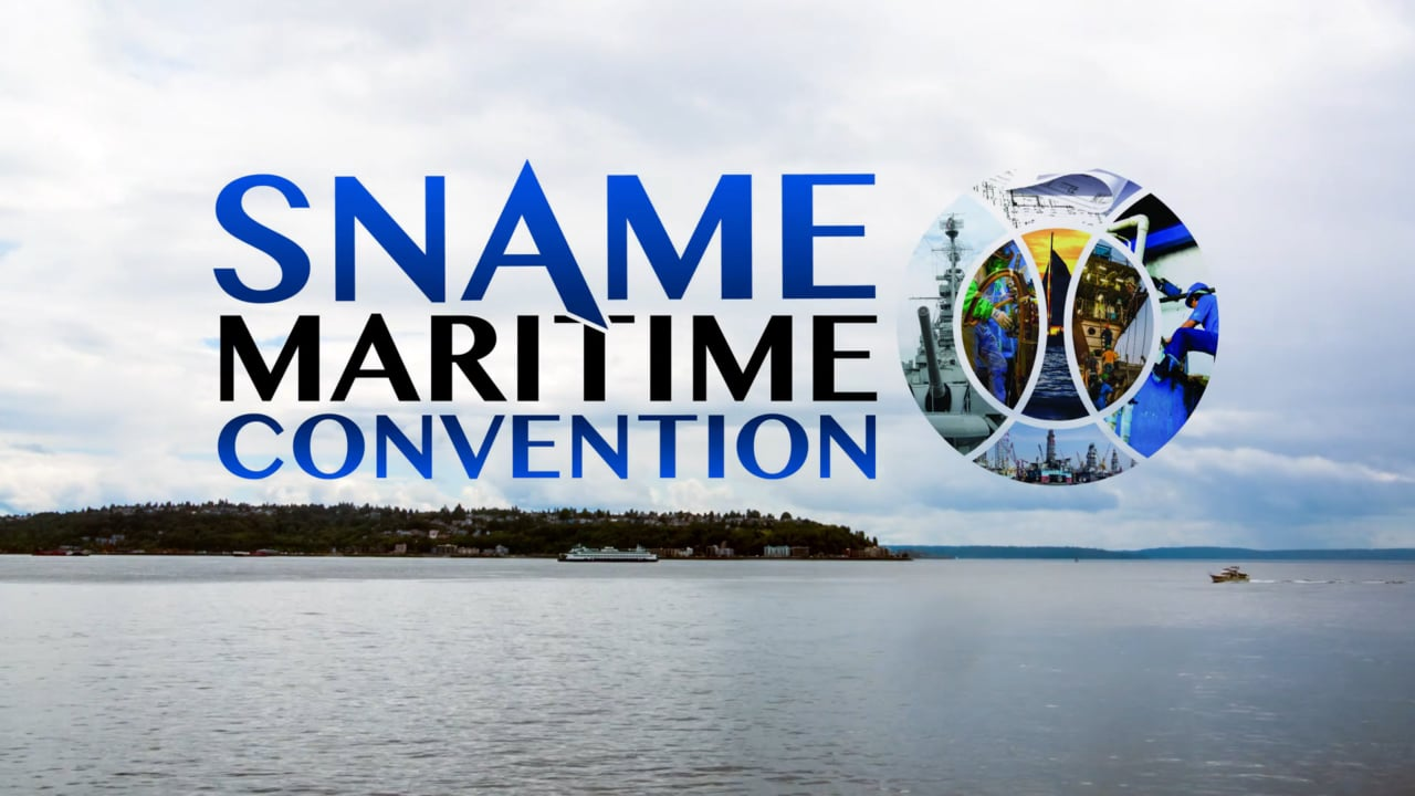 Society of Naval Architects & Marine Engineers  Maritime Convention