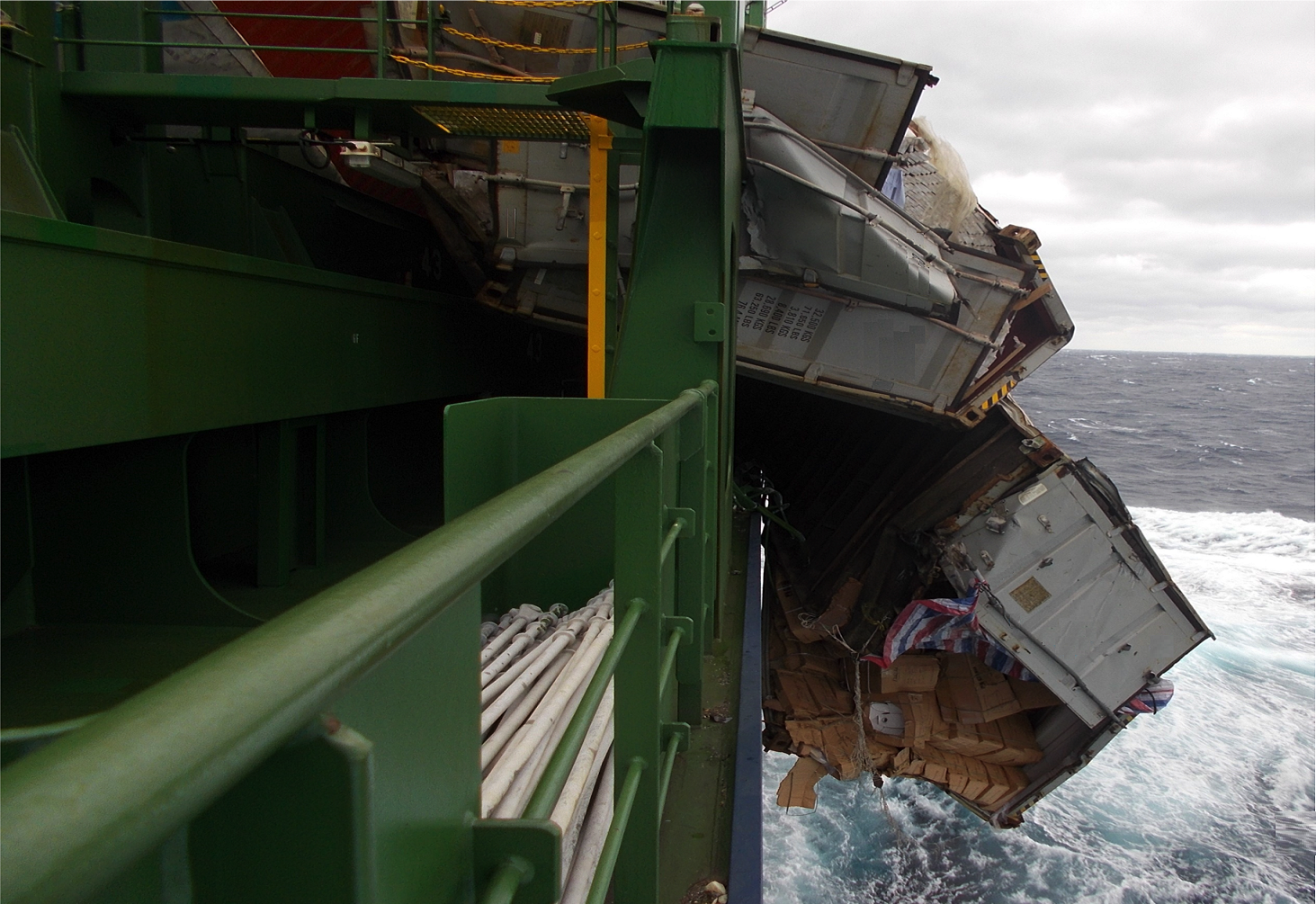 Vessel Fires & Cargo Insurance