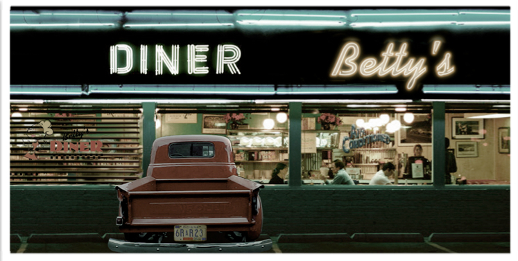 Betty's Diner the Musical