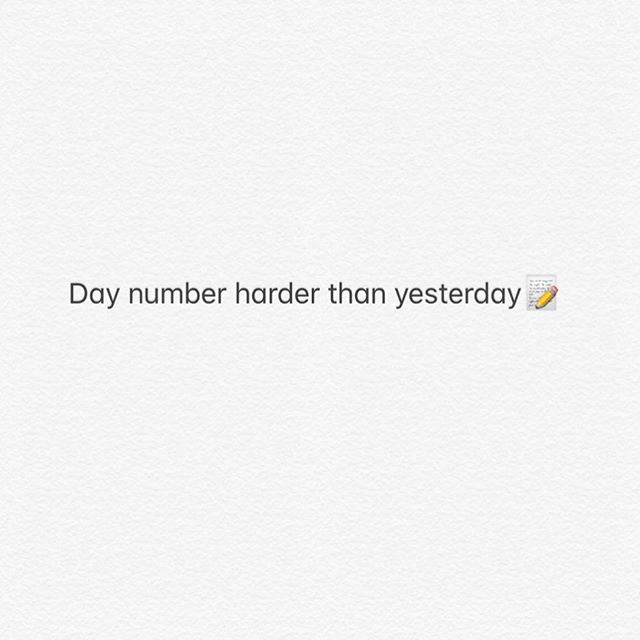 "Day number harder than yesterday📝 Pray For Better Days🗣 ⠀ If you can relate feel free to message, DM, comment...anything big ears right here👂🏾 ⠀ Quote of the day📝 ""Believe that life is worth living and your belief will help create the fact."" ⠀ ⠀ #SchnackQuotes #SchnackThoughts #quotestoinspire #quoteoftheday #quotesilove #amazingquotes #latenightthoughts #quotestoremember #morningquotes #morningmotivation #notestagram #mentalhealthisimportant #believeinyourself"
