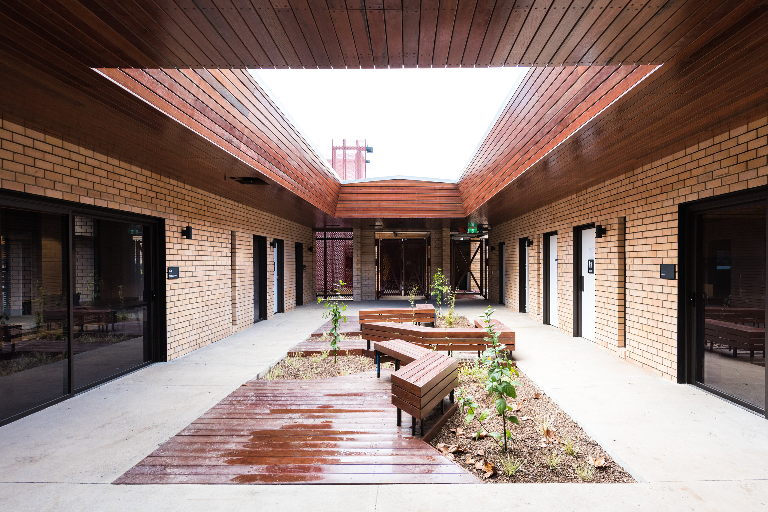 Kimberwalli Centre, Aboriginal Centre for Excellence   Adaptive Reuse Project