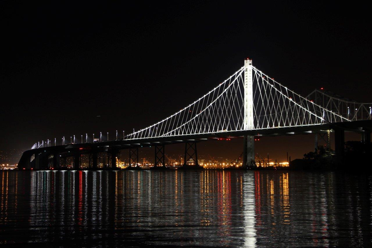 With some of the most spectacular views of the Bay Bridge and the SF City Skyline in the distance!