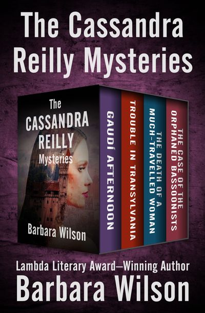 All four mysteries in an e-volume -