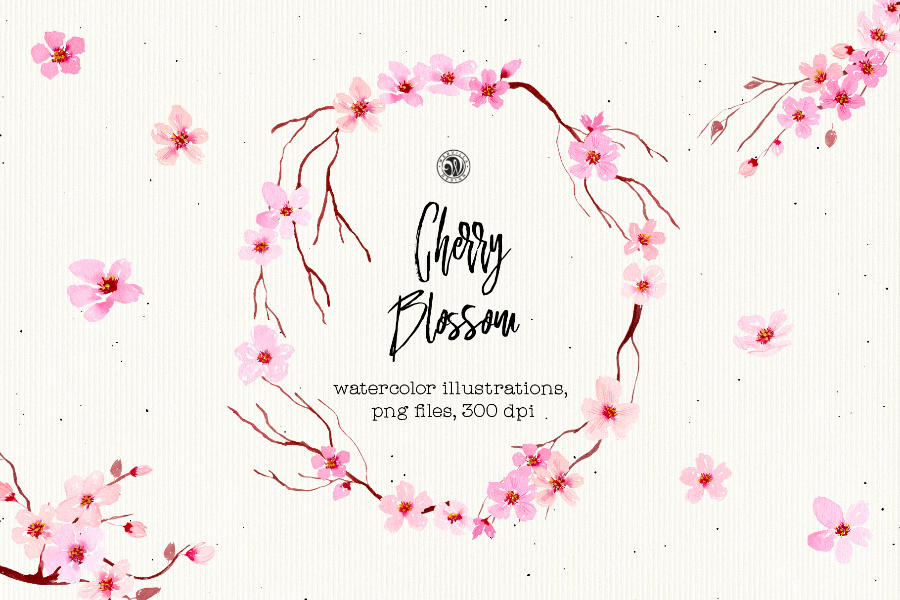 Cherry Blossom - Price $14