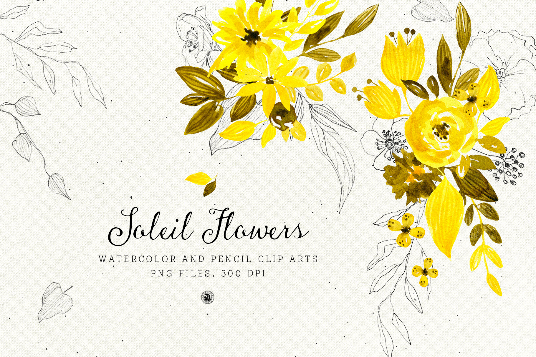 Soleil Flowers - Price $10