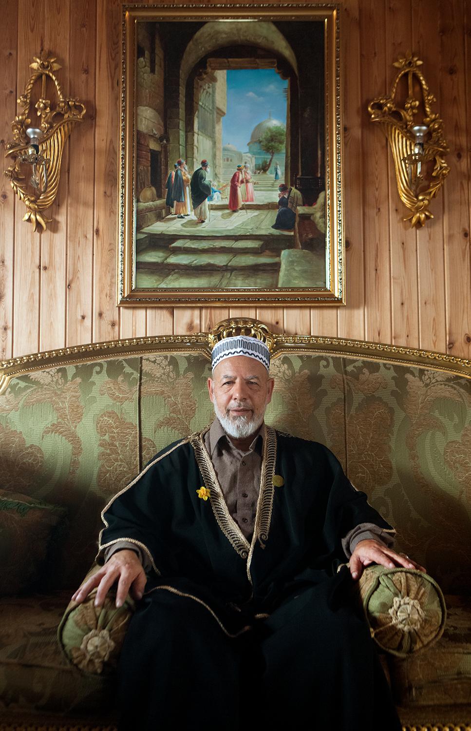 Sheikh Abdul Aziz Bukhari / Jerusalem 2010