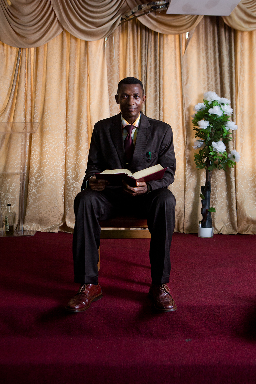 Father Patrick / Neve Shanan, Israel 2010