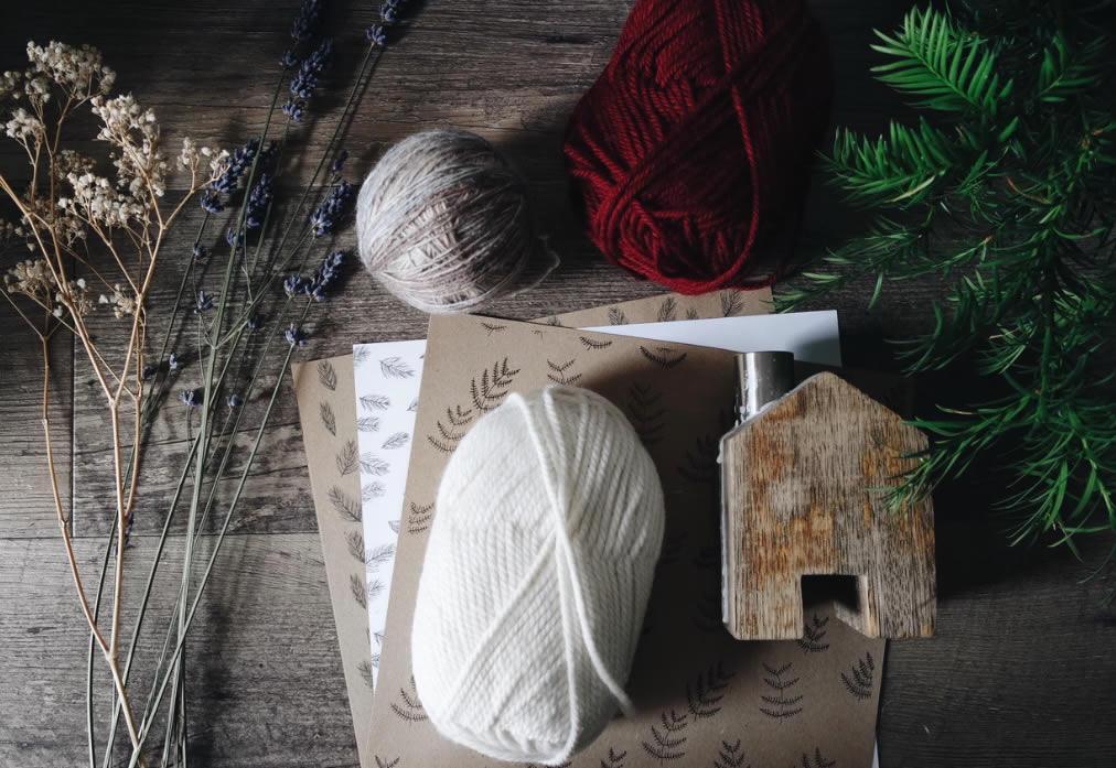 Knitting and Stitching RDS