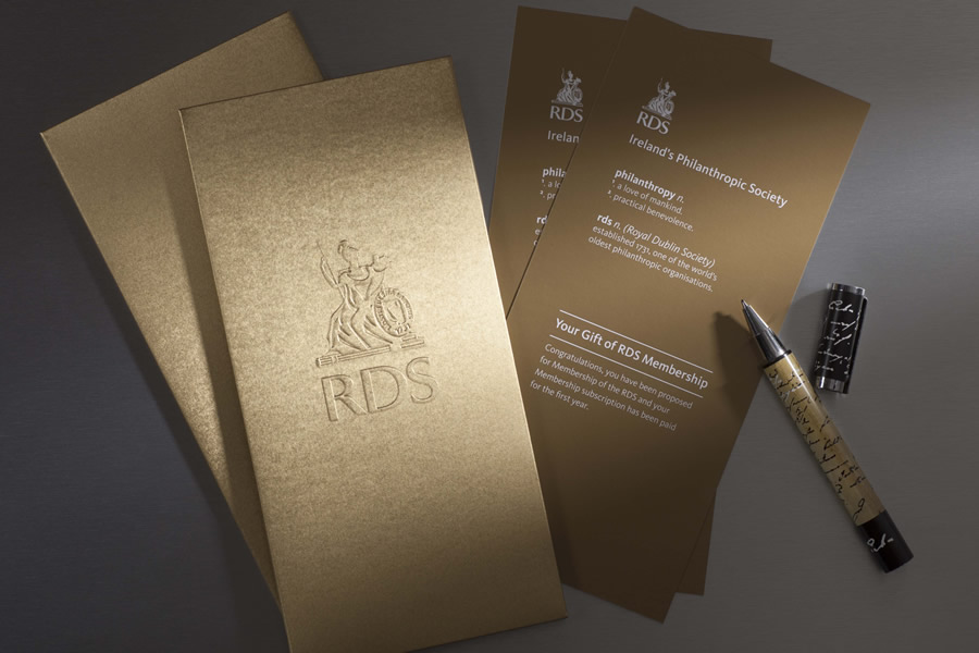 Become a Member of the RDS