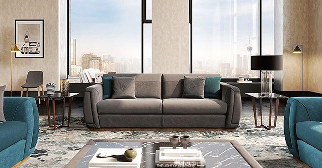 OSCAR by @sanmarco.italianfurniture   Carré et décisif, ceci est un canapé avec une forte personnalité : Oscar est la nouvelle col- lection de San Marco, dédiée à ceux qui savent ce qu'ils veulent. Combinez les canapés et les fauteuils de la collection Oscar avec nos meubles assortis pour compléter votre salon !  ______________________   OSCAR by San Marco  Squared and decisive, this is a sofa with a strong personality: Oscar is San Marco's new collection dedicated to those who know what they want. Pair the sofas and armchairs in the Oscar Collection with our selection of furniture to complete your living room !