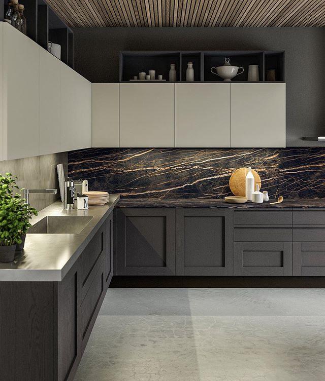 LICIA | Contemporary living by @arancucine  Avec Licia, la chaleur du bois rencontre le design moderne donnant vie à un nouveau concept: tradition innovante et nouveau contemporain.   Licia est une cuisine fabriquée avec des matériaux traditionnels, tels que le bois de chêne massif, avec un système d'ouverture de porte qui n'a pas besoin de poignées. C'est le luxe contemporain.  ----------------------------  LICIA | Contemporary living by Aran Cucine  With Licia the warmth of wood encounters modern design bringing a new concept to life: Innovative tradition and new contemporary.   Licia is a kitchen crafted using traditional materials, such as solid oak wood, with a door opening system where you don't need handles. This is luxurious contemporary living.