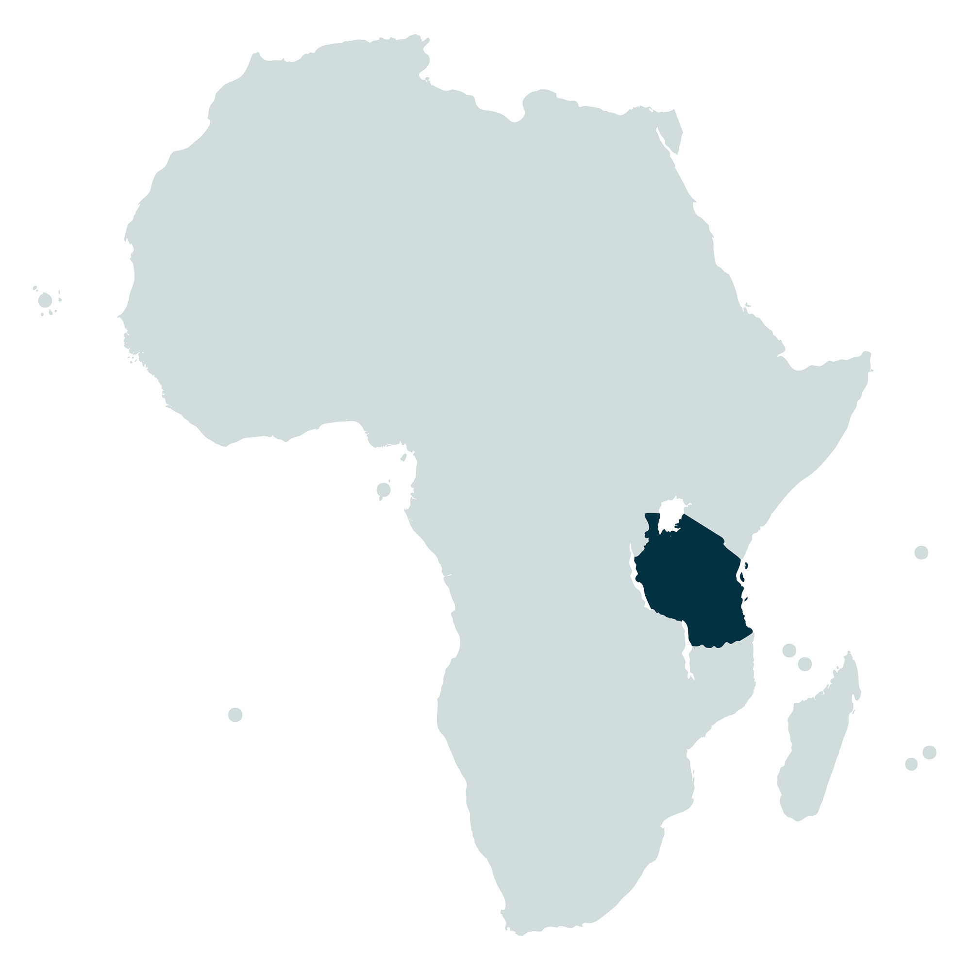 - Tanzania has only recently become recognised for its specialty coffees. With increasingly better infrastructure, access to washing stations and farmer organization, Tanzania is now consistently producing high-quality specialty-grade coffees. More than 90% of Tanzania's coffee is produced by 400,000 smallholder farmers.