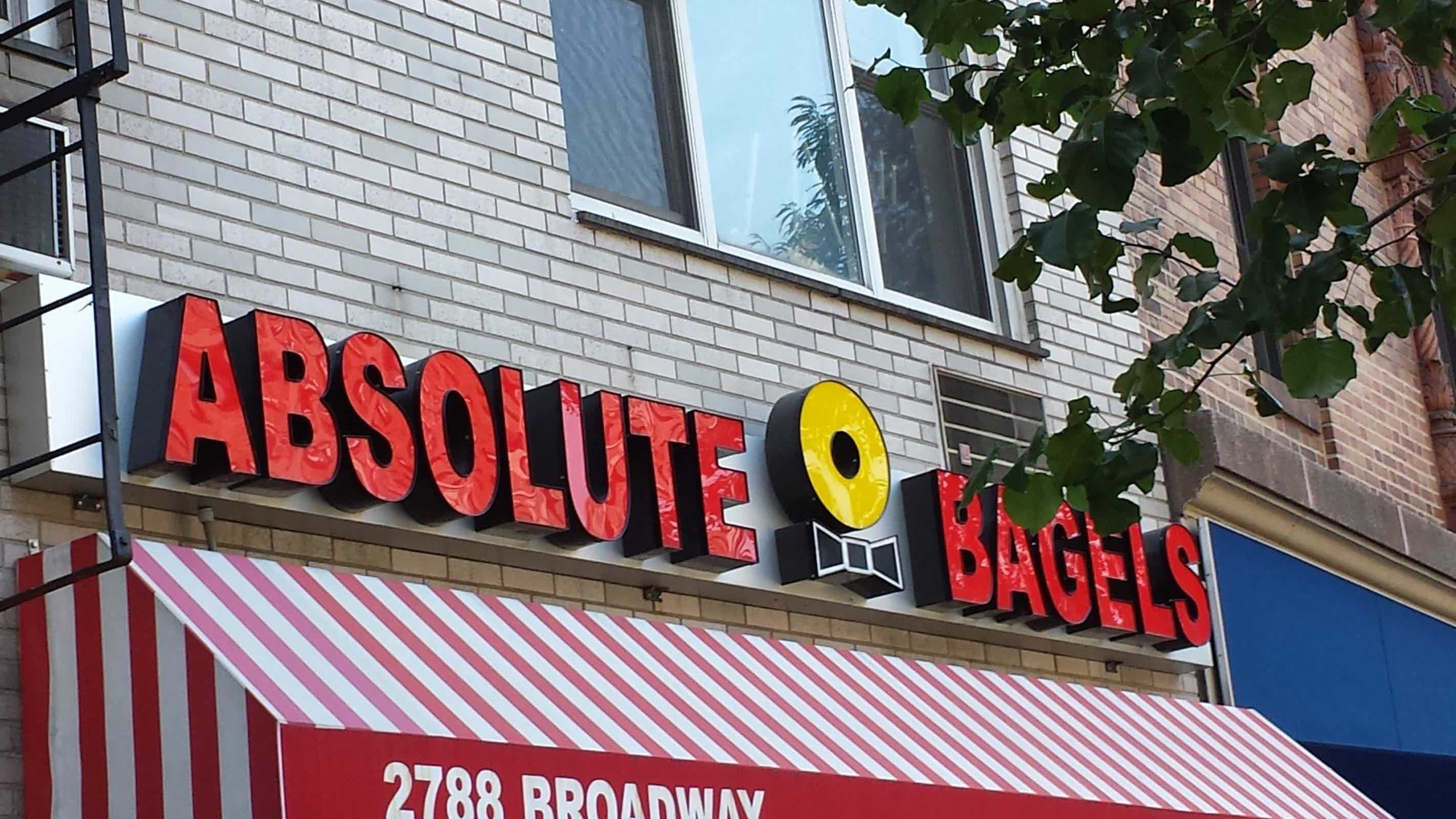 Image courtesy of Absolute Bagels
