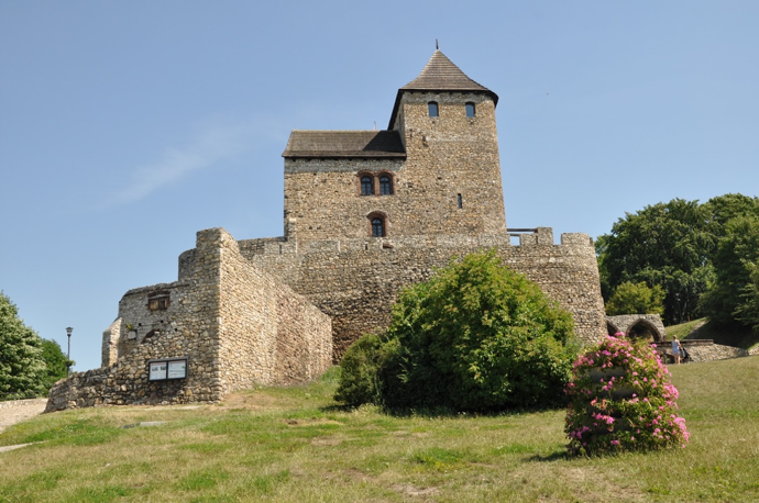 Piotr's hometown is   Bedzin, Poland , most famous for its castle.