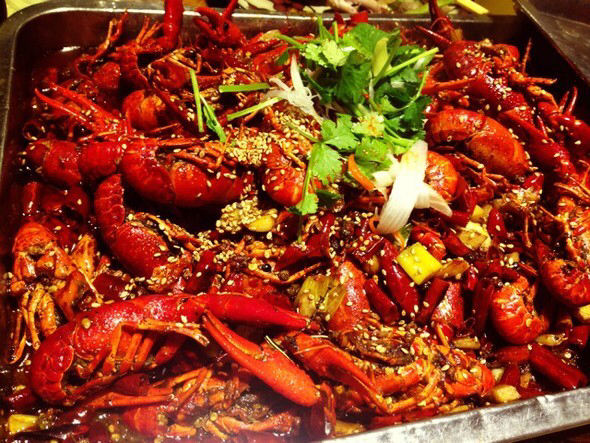 Spicy Crayfish