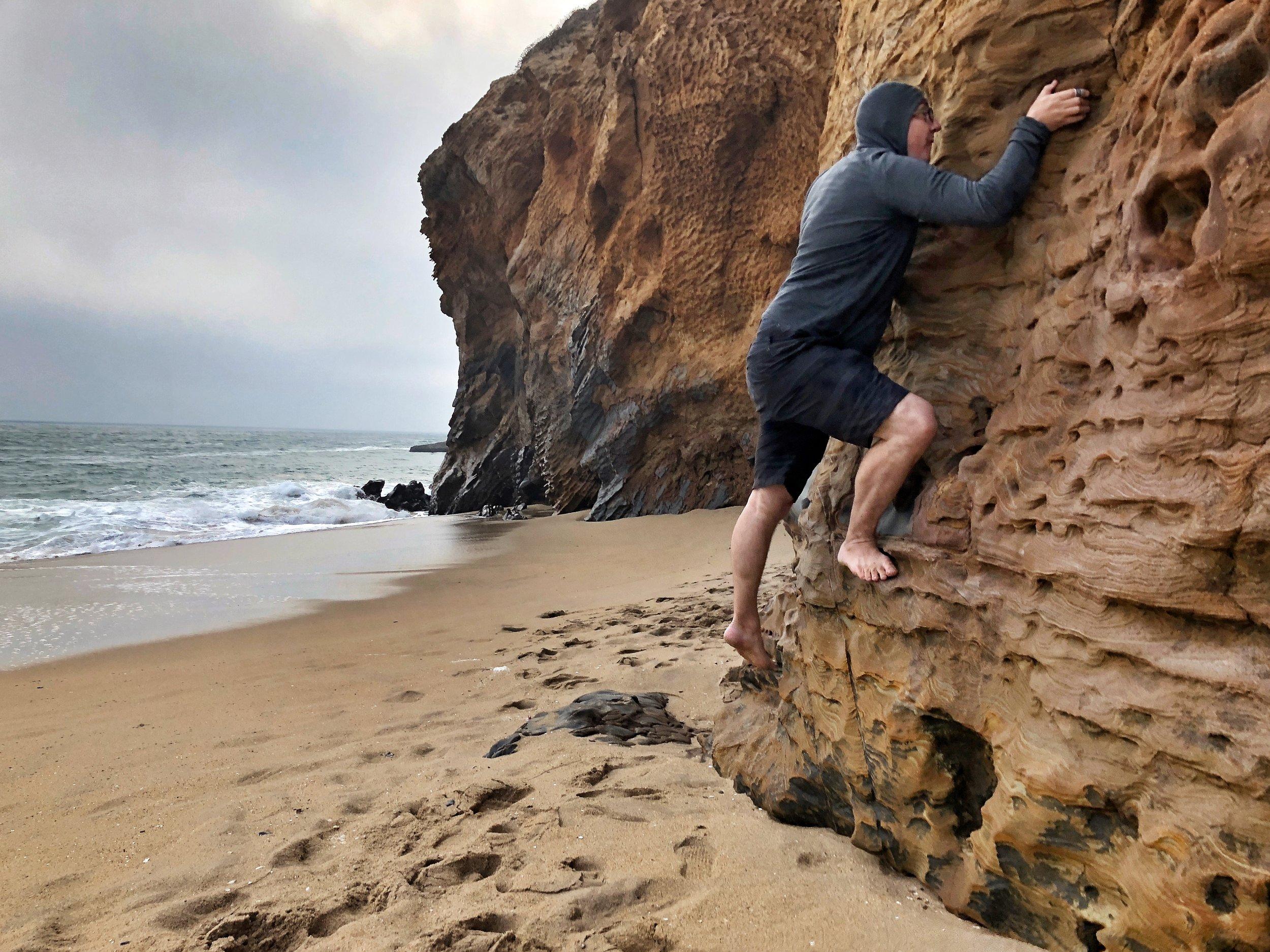 Peter at Panther Beach