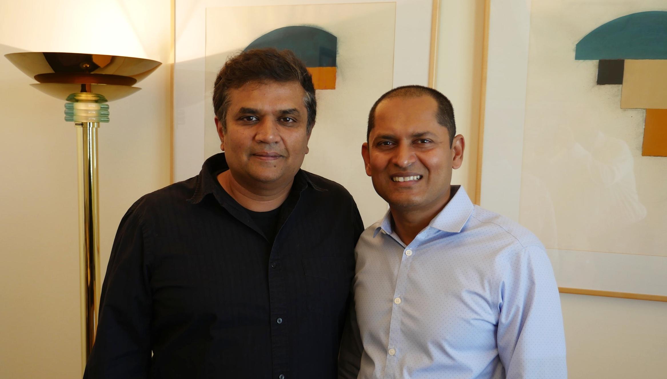 Dinesh and Srini