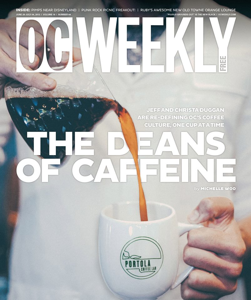 COVER + FEATURE PHOTOGRAPHY | OC WEEKLY