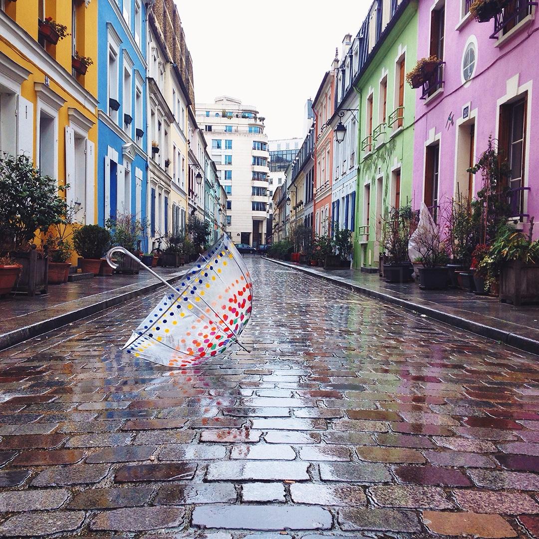 WINDSWEPT | PARIS, FRANCE