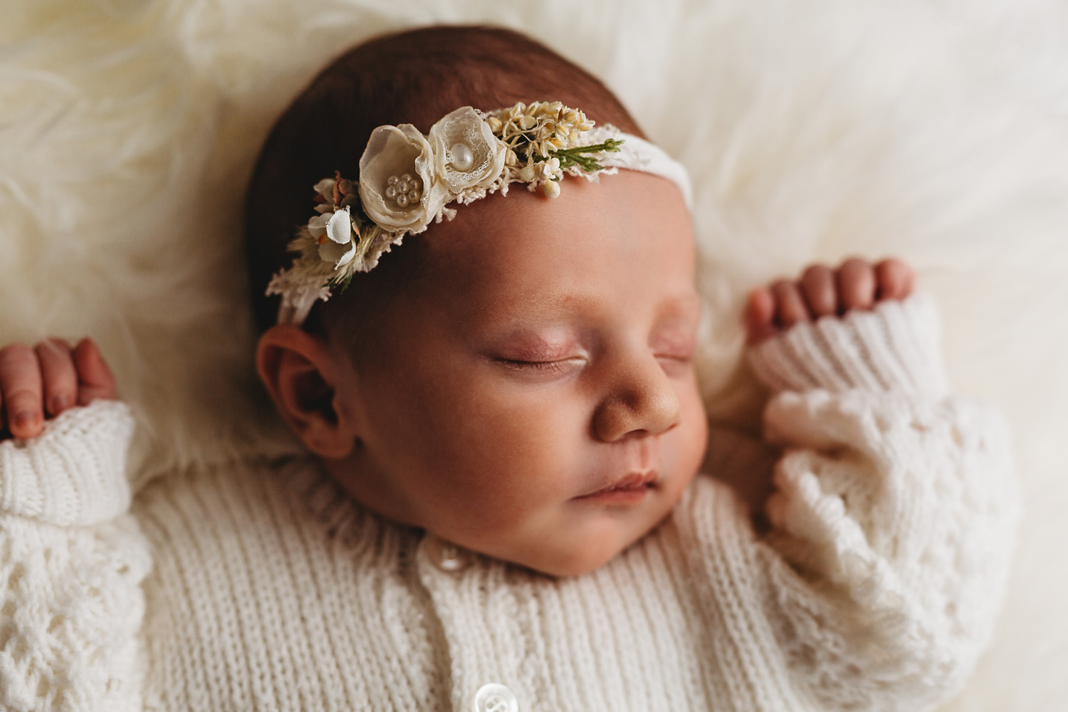 Lifestyle newborn photography in bergen county new jersey