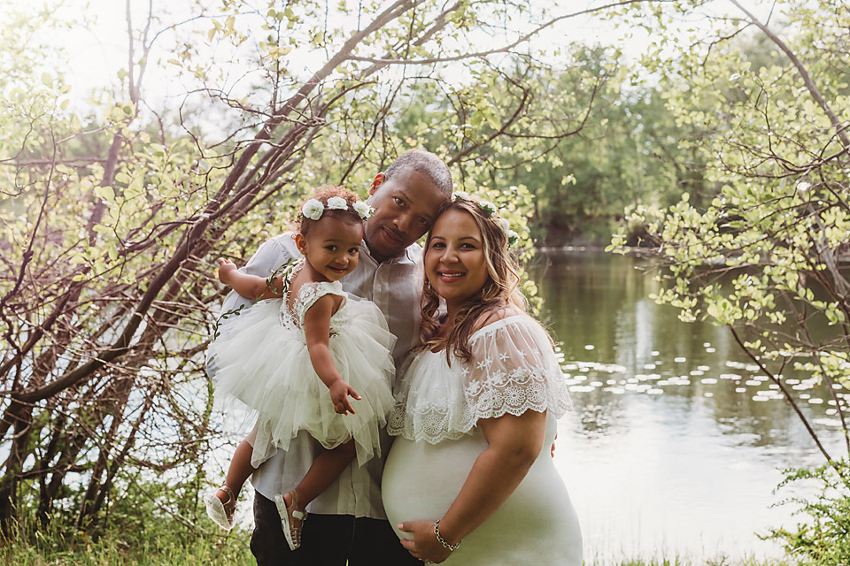 Maternity photography in Bergen County