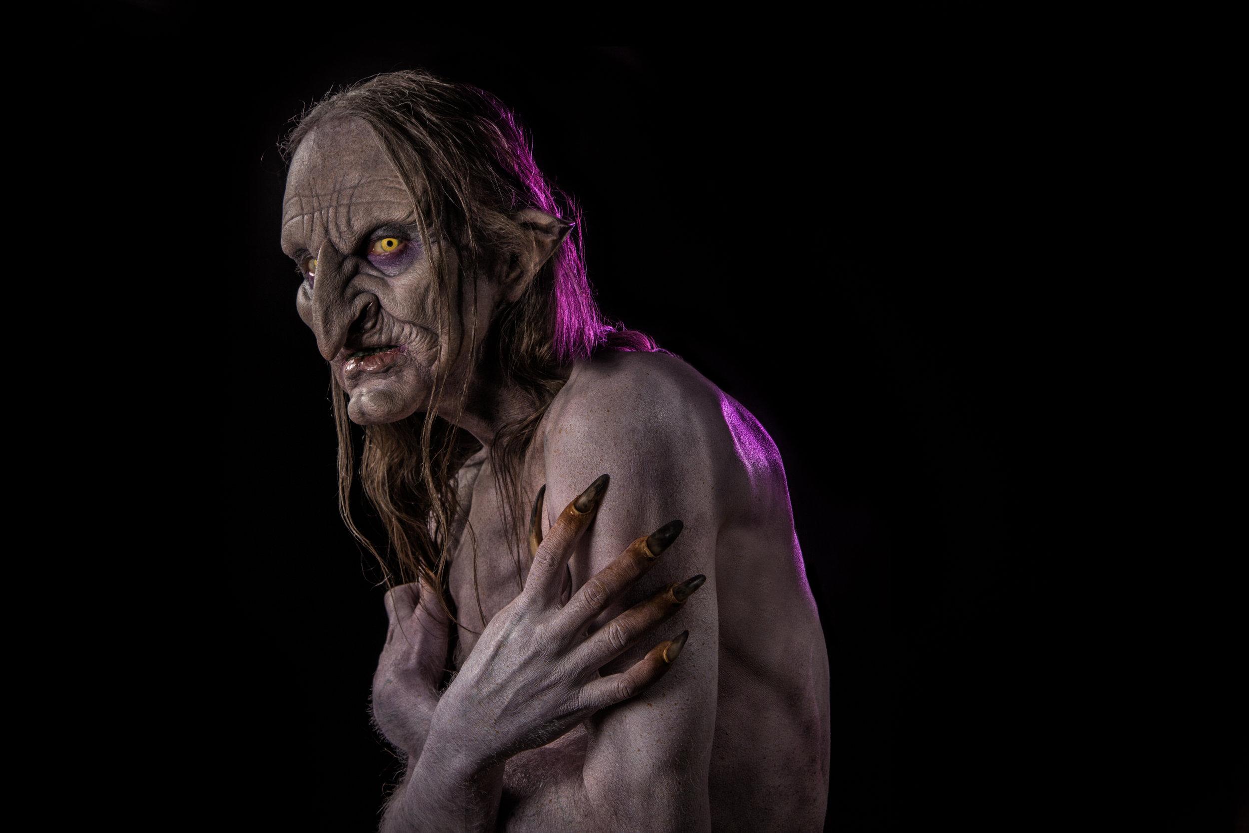 Model: Paul Clough