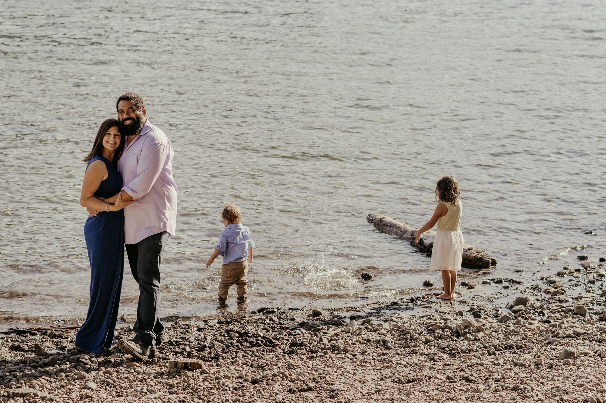 Donner Lake Family Session   Family