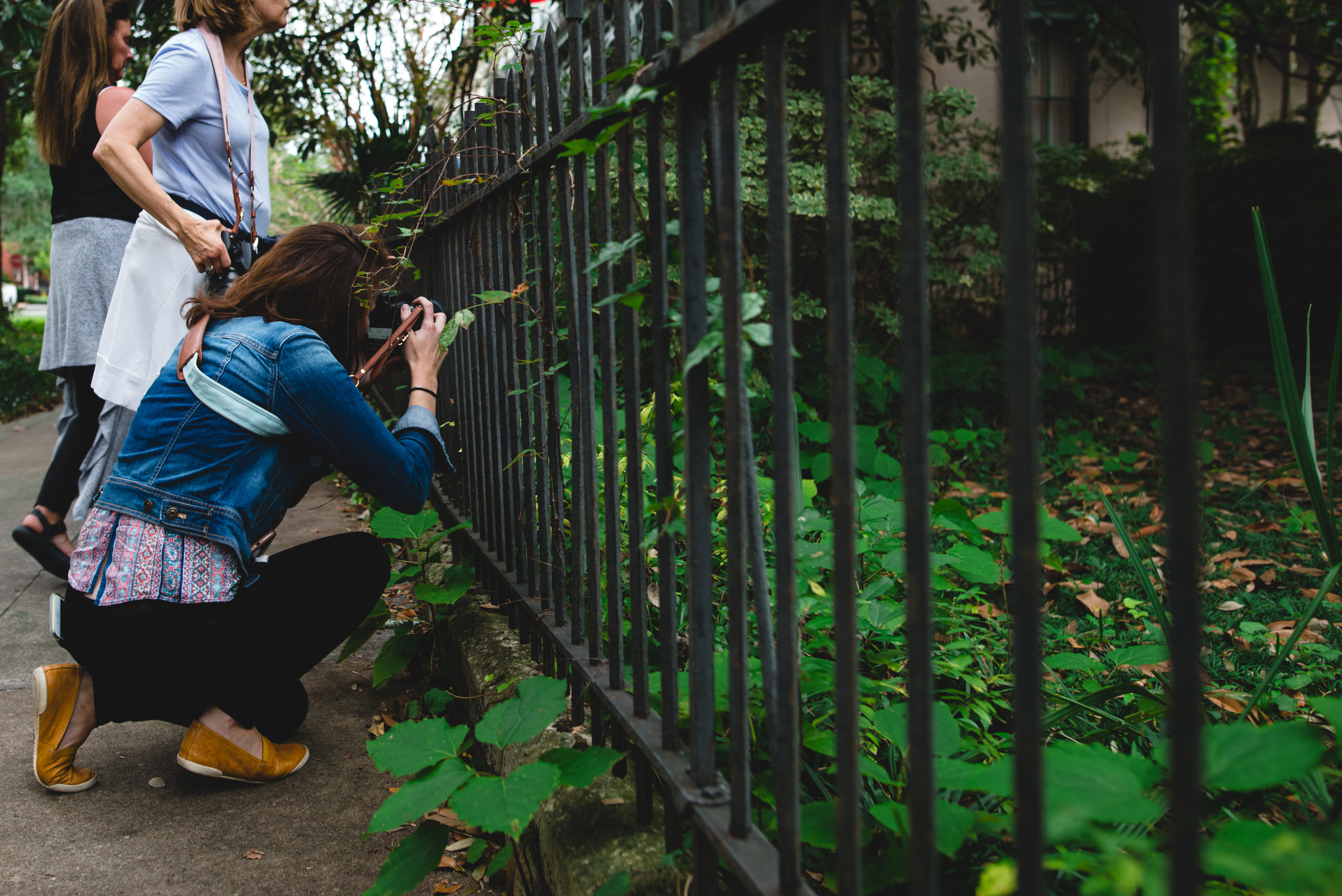 Learn photography - in a supportive environment