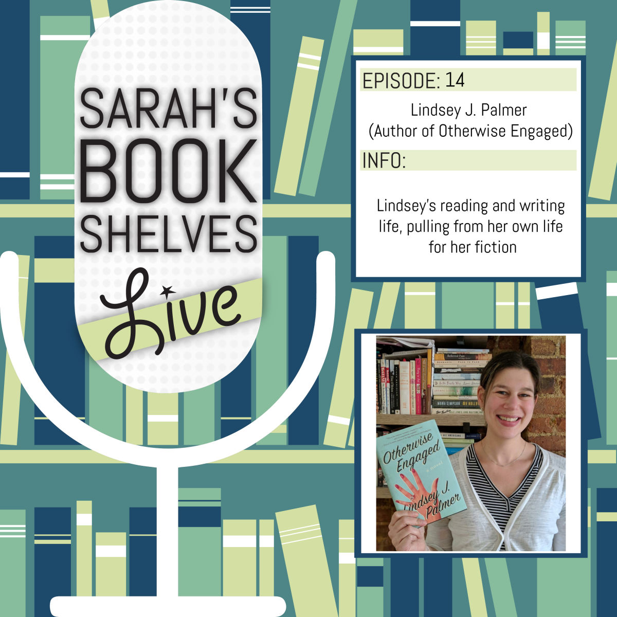 Sarah's Bookshelves Podcast
